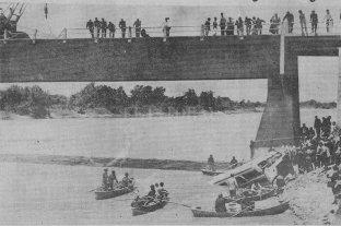 50 años de la tragedia en el puente sobre Arroyo Leyes