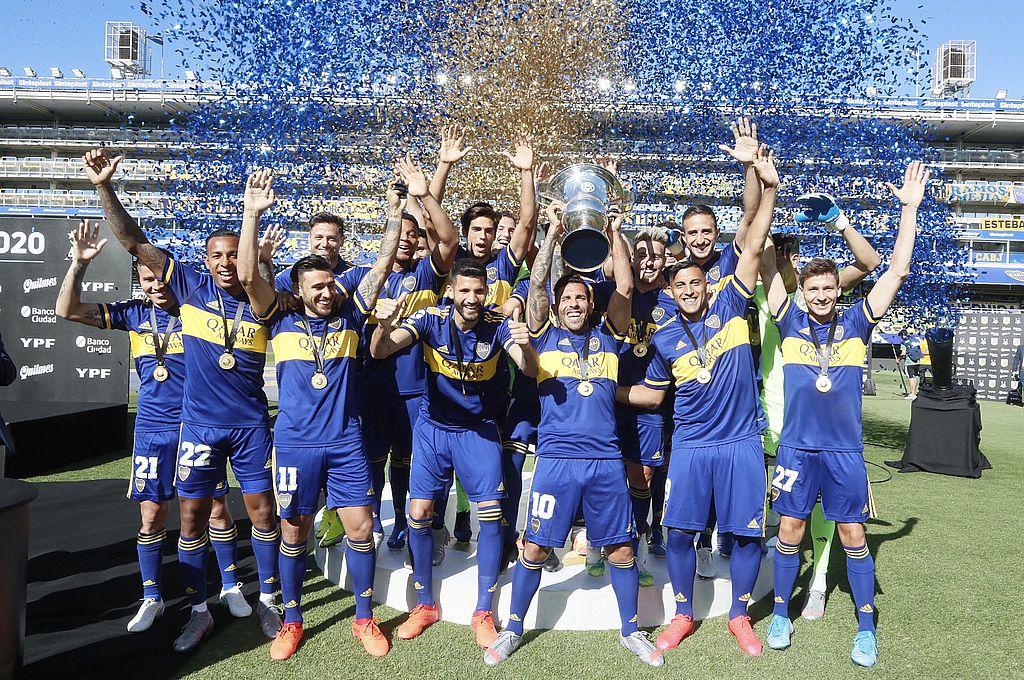 Crédito: Prensa Boca Juniors