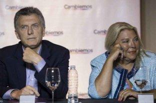 Tras el pedido de indagatoria tanto Macri como Rodríguez Larreta salieron en defensa de Carrió