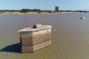 Aunque se espera un repunte, el Río Paraná continuará por debajo del metro