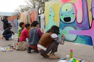 Concurso Federal de Muralismo - Serán seleccionadas 70 obras de todo el país que recibirán un monto de $70.000. El plazo de inscripción vence el 30 de noviembre. -