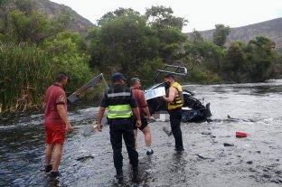 Confirman que Jorge Brito murió por los traumatismos sufridos en el accidente