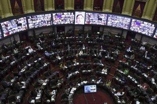 Diputados trata el proyecto que redistribuye fondos entre la Ciudad de Buenos Aires y Nación