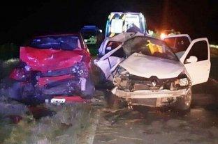 Accidente fatal en la Ruta 56: Dos jóvenes murieron y una mujer perdió un embarazo -