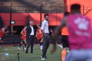 """Domínguez: """"Los jugadores entran y saben lo que tienen que hacer"""""""