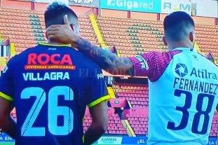 Fernández y Villagra, apellidos distintos y una misma pasión