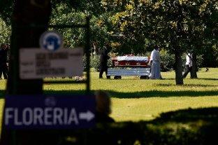 Inhumaron los restos de Jorge Brito en un cementerio privado bonaerense