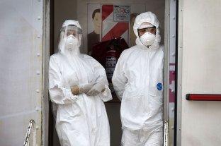 Covid: Argentina sumó 100 muertes y 4.184 contagios, la cifra más baja en cuatro meses