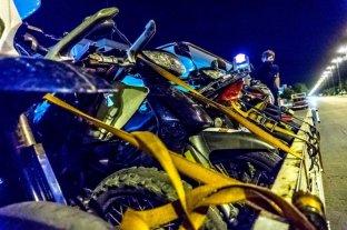 Récord de ventas y accidentes: el drama de las motos en Rosario