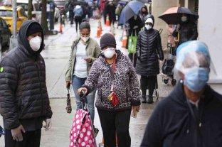Ascienden a 58,6 millones los contagios en el mundo por coronavirus