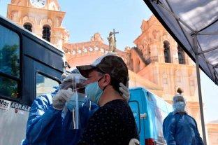 Córdoba registró 488 nuevos casos de Covid-19