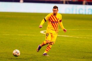 Messi no fue convocado y se pierde el partido de Champions