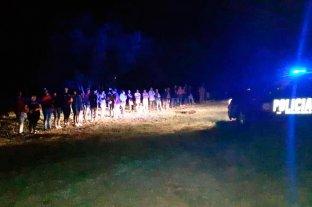 Venado Tuerto: 33 personas demoradas en una fiesta clandestina