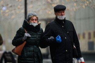 Rusia registró más de 25 mil contagios de Covid-19 en las últimas 24 horas