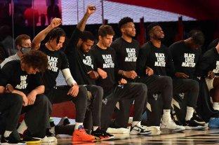 """El Papa recibió a jugadores de la NBA movilizados contra el racismo y les pidió """"seguir luchando"""""""