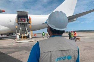 Unicef se alista para el transporte de las vacunas contra el coronavirus