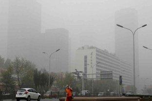 Récord alarmante: el dióxido de carbono en la atmósfera aumentó en 4 años lo que antes tardaba 200 años