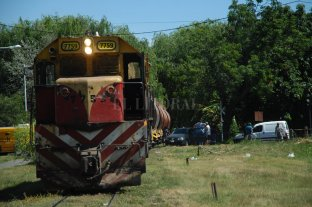 El tren embistió a joven que se durmió en las vías del tren en Coronda