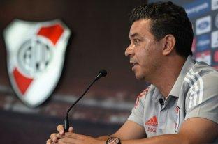 """Gallardo cuestiona al fútbol argentino por su """"decadencia total"""""""