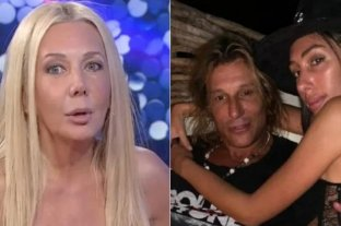 """Mariana Nannis dijo que la pareja actual del """"Pájaro"""" Caniggia es una mujer trans"""