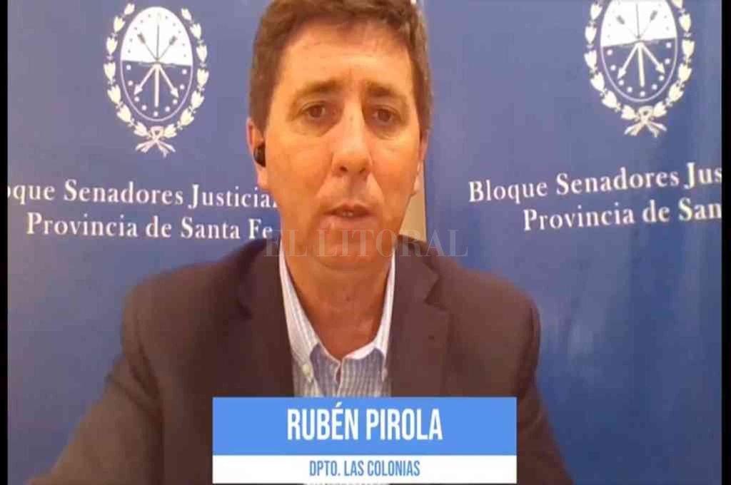 Rubén Pirola Crédito: Archivo El Litoral