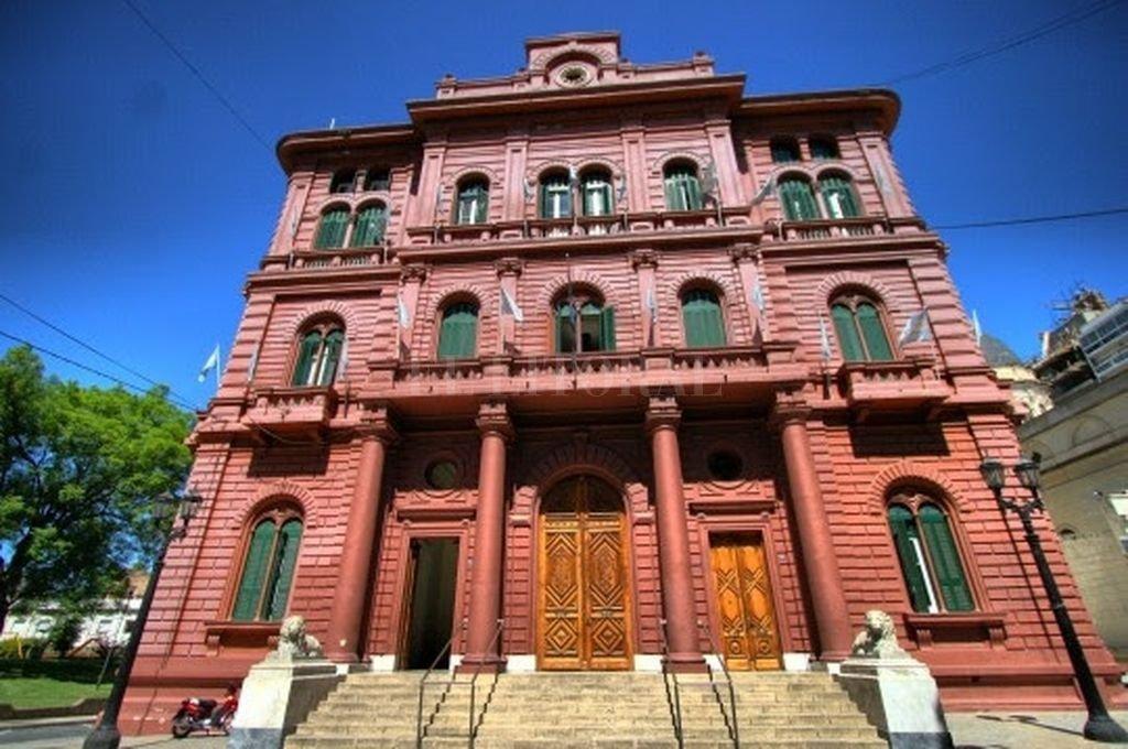 Municipalidad de Rosario Crédito: Archivo El Litoral