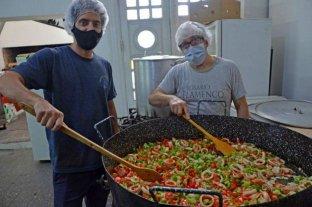 A pesar de la pandemia, en la Fiesta de las Colectividades de Rosario se vendieron 40.000 platos típicos