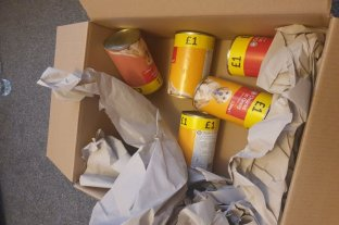 Estafa virtual: vendían online Playstation 5 pero enviaban arroz y comida para perros