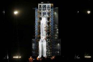 China lanzó con éxito Chang'e 5, una sonda para recolectar muestras de la Luna