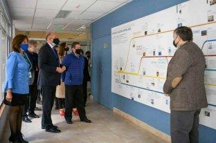 Santa Fe recurre al INVAP para sumar tecnología para políticas de seguridad