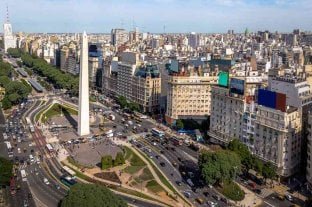 La ciudad de Buenos Aires reabre en diciembre al turismo con testeos para los visitantes
