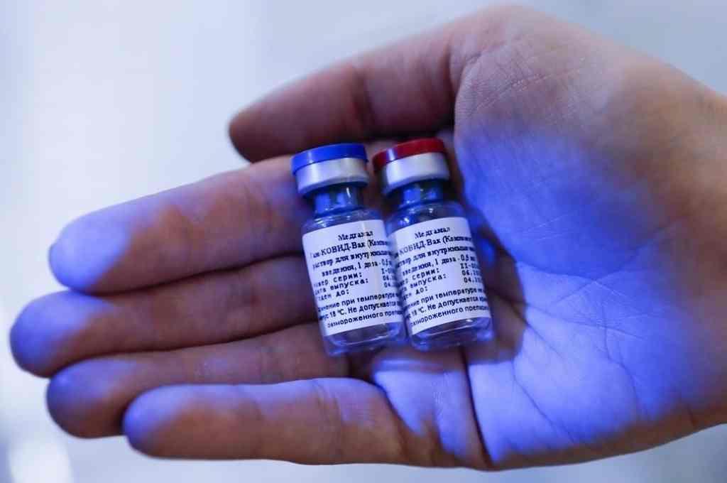 La eficacia de la vacuna Sputnik V es superior al 95%, según otro análisis -  -