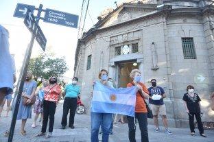 Vecinos se manifestaron por la incesante inseguridad en Santa Fe -  -