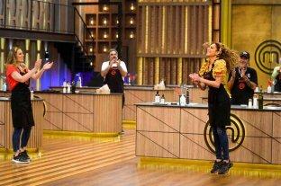 Iliana Calabró ganó el primer repechaje de MasterChef Celebrity