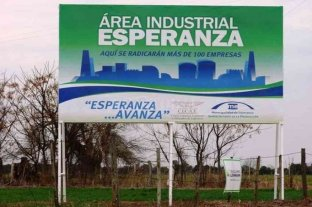 Esperanza: con aportes nacionales buscan potenciar el Área Industrial