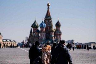 Rusia registró la mayor cantidad de muertes por coronavirus desde el inicio de la pandemia