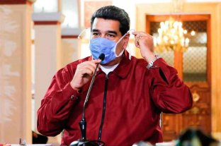 Maduro presentó una molécula con la que asegura que elimina el Covid-19