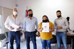 San Lorenzo: una nueva entrega de decretos de adjudicación de vivienda