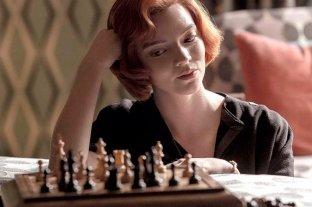 """""""Gambito de Dama"""" es la miniserie más vista de Netflix"""