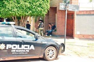 Joven herido en un violento robo en barrio Villa Dora