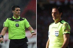 Designaron a los árbitros para los partidos de la fecha 5 de la Copa Liga Profesional
