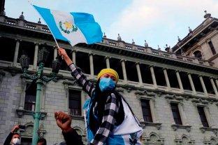 La aprobación del presupuesto generó numerosas protestas en Guatemala