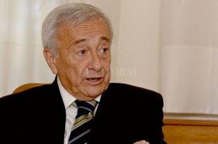 Roberto Falistocco presidirá la Corte Suprema de Justicia de la provincia durante el año 2021 - Roberto Falistocco. -