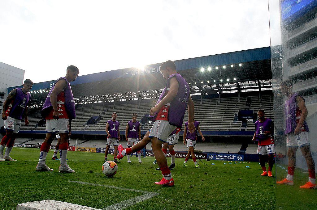Copa Sudamericana: Unión enfrenta a Bahía en Brasil  -  -