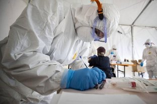 Argentina confirma 311 fallecidos y 7.164 nuevos casos de coronavirus -  -
