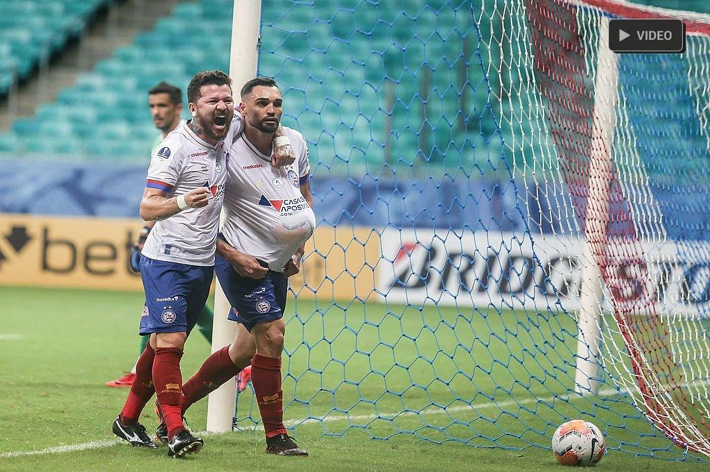 Copa Sudamericana: Unión cayó por la mínima ante Bahía en Brasil -  -