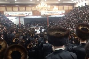 Escándalo en Nueva York: en un casamiento judío ortodoxo hubo 7000 invitados