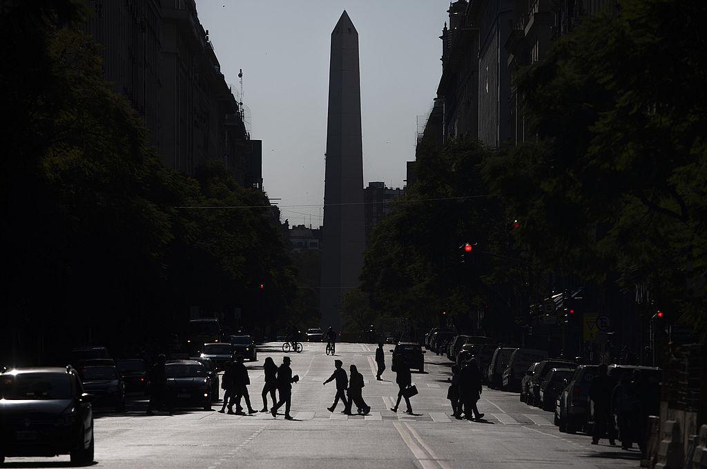 Crédito: Xinhua/Martín Zabala