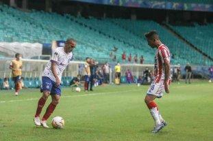 """Carabajal: """"Todavía nos queda la mitad, es un partido largo de 180 minutos"""""""