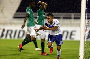 Vélez ganó en Liniers contra Deportivo Cali con doblete de Thiago Almada